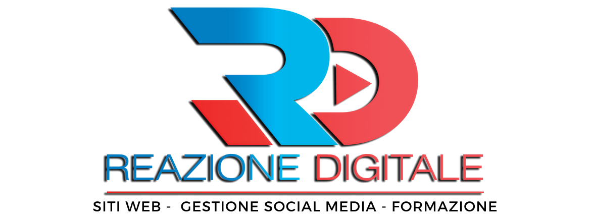 Reazione Digitale | Agenzia web marketing